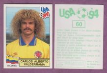 Colombia Carlos Valderama Atletico Junior 60